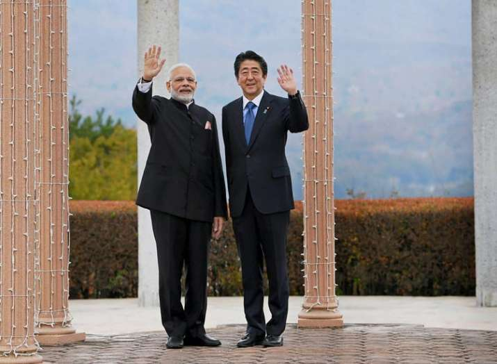 "Japanese PM Shinzo Abe vows to be a ""friend of India for life""- India TV Hindi"