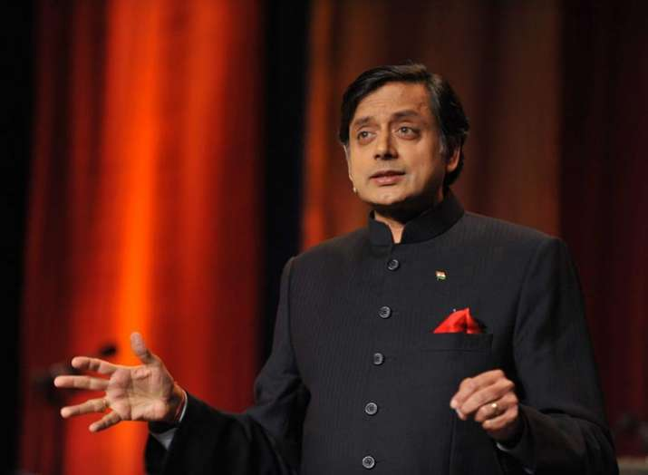 India staring at demographic disaster: Shashi Tharoor- India TV Hindi