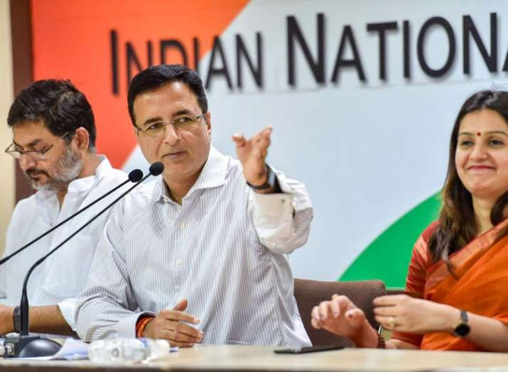 Opposition alliances, Randeep Singh Surjewala, congress- India TV Hindi