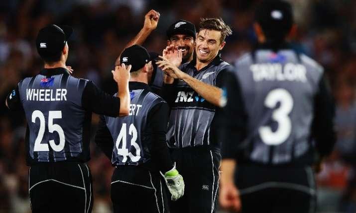New Zealand Cricket Team- India TV Hindi