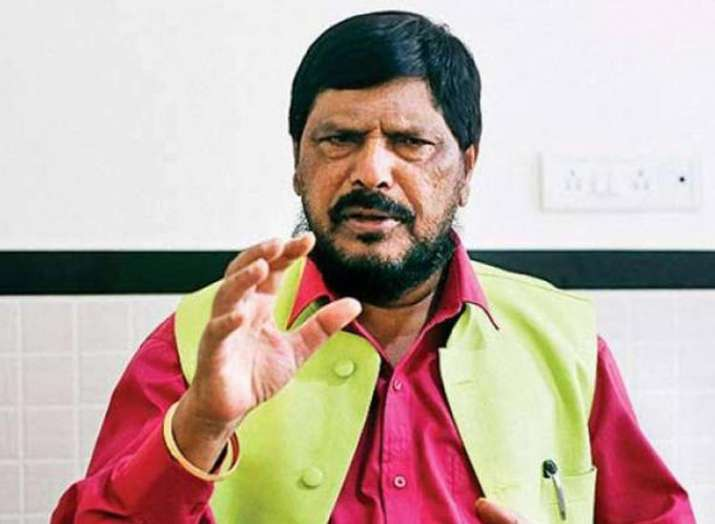 Reservation should be given to economically backward people in higher castes: Ramdas Athawale- India TV Hindi