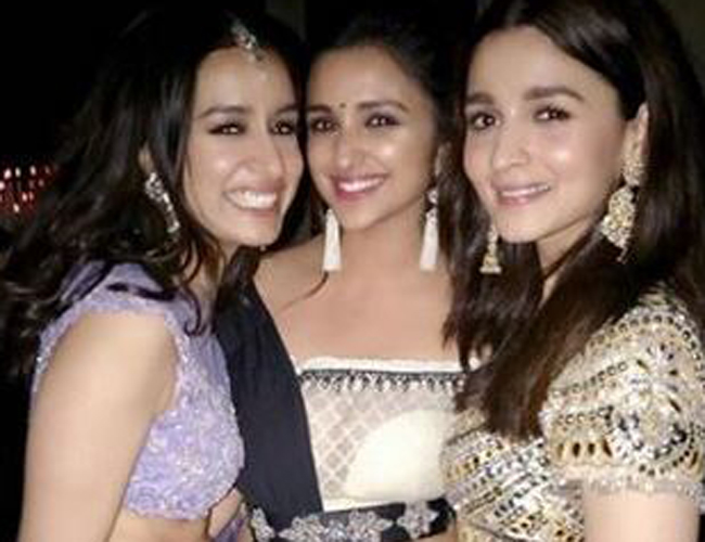 Shraddha Kapoor,  Parineeti Chopra, Alia Bhatt- India TV Hindi