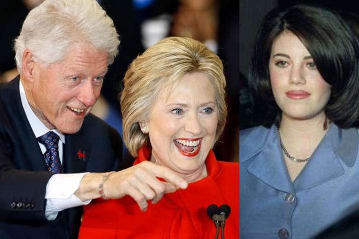 Hillary Clinton says Bill Clinton's affair with Monica Lewinsky not an abuse of power | AP- India TV Hindi