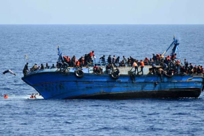 Boat heading for a funeral capsizes in central Nigeria | Representational Image- India TV Hindi