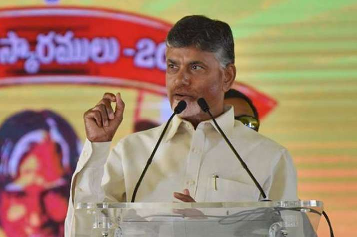 Opposition parties should come together to defeat BJP, says Chandrababu Naidu   Facebook- India TV Hindi