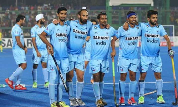Indian Hockey Team- India TV Hindi