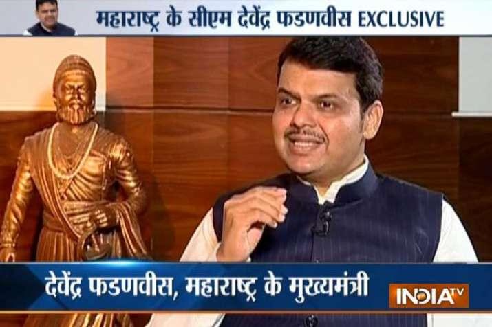 Maharashtra CM Devendra Fadnavis- India TV Hindi