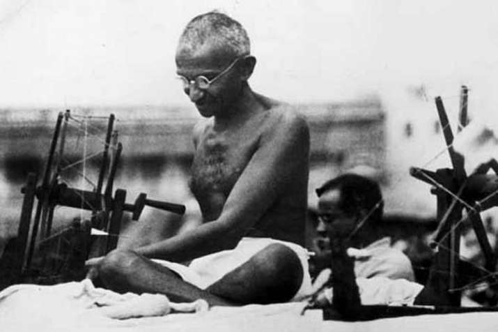 mahatma gandhi- India TV