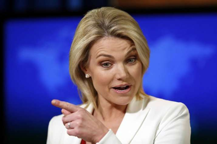 Heather Nauert | AP File- India TV
