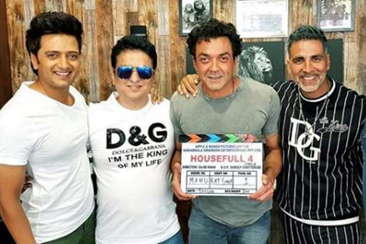 HOUSEFULL TEAM- India TV Hindi