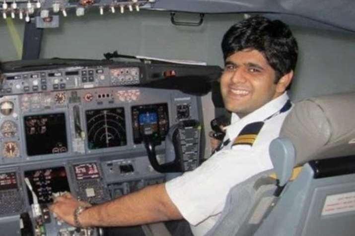 Indian pilot Bhavye Suneja- India TV Hindi