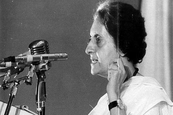 Indira Gandhi Death Anniversary on October 31st- India TV