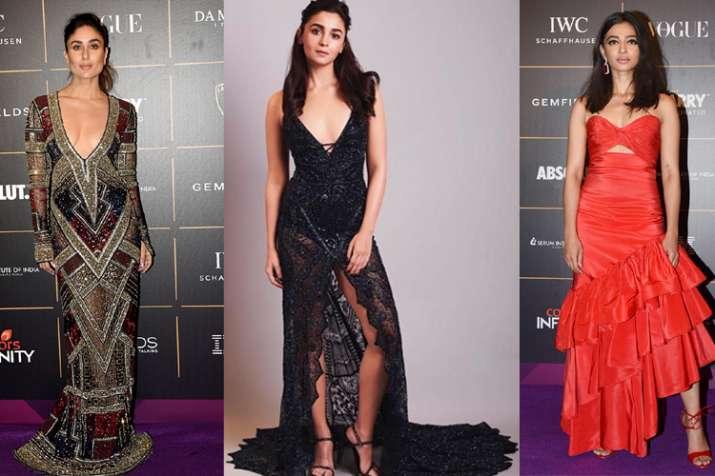 Alia Bhatt, Kareena Kapoor Khan, Radhika Apte- India TV
