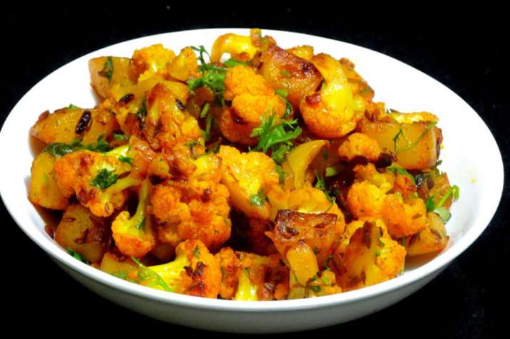 cauliflower and potato stir fry aloo gobi- India TV Hindi