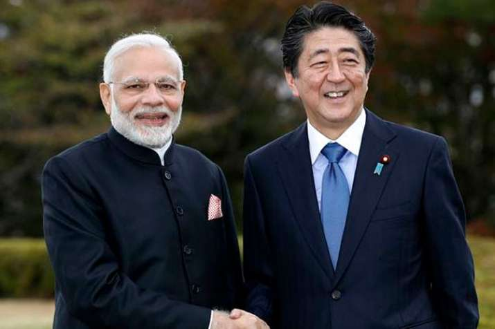 Narendra Modi is one of my most dependable friends, says Shinzo Abe | AP- India TV Hindi