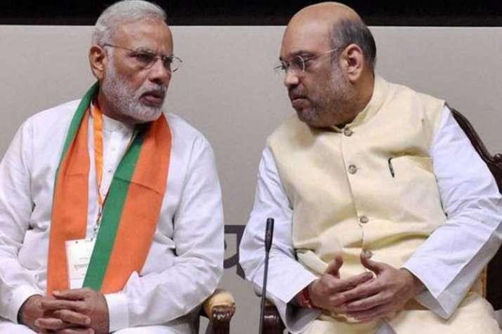 narendra modi and amit shah- India TV