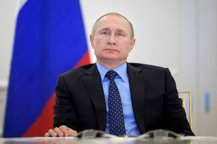 Putin says IS seized 700 hostages in Syria; executing some- India TV Hindi
