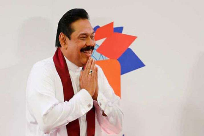 Mahinda Rajapaksa- India TV
