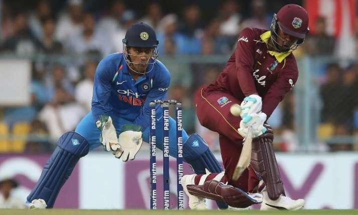 Shimron Hetmyer slams 7 sixes in 2nd ODI- India TV Hindi