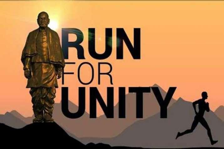 Run for Unity- India TV Hindi