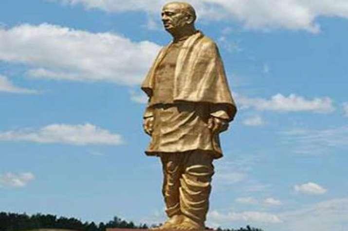 PM narendra modi dedicate Statue of unity to the nation- India TV