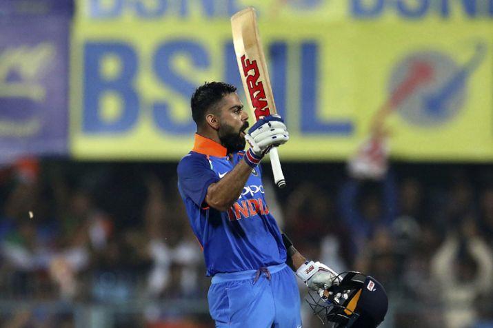 Virat Kohli slams 37th ODI Hundred- India TV Hindi