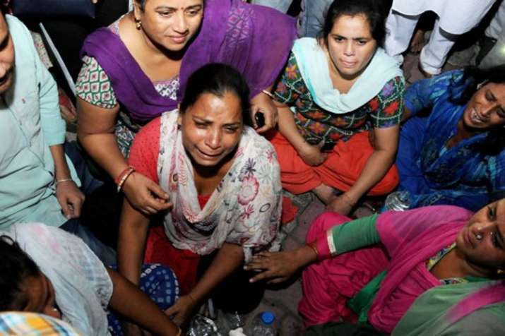 Cheques given to Amritsar train tragedy victims starting to bounce, says SAD | PTI- India TV