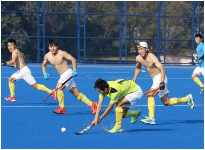 चीन की हॉकी टीम- India TV Hindi