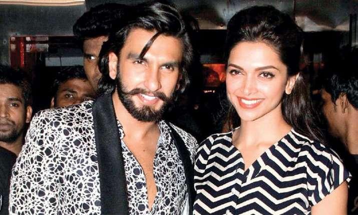 Ranveer-Deepika Wedding- India TV