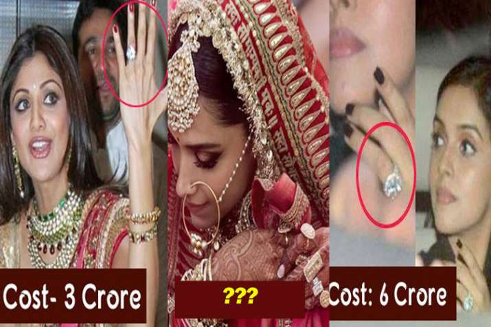 Bollywood Actress engagement rings price- India TV