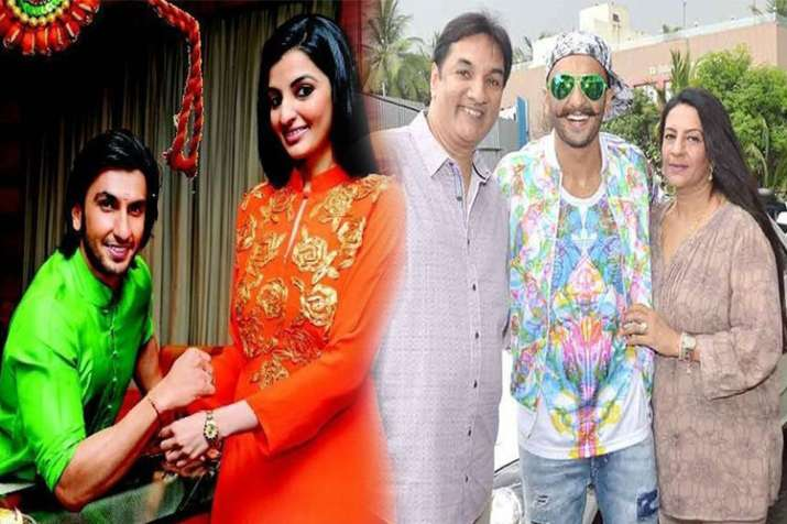 Ranveer singh family- India TV Hindi