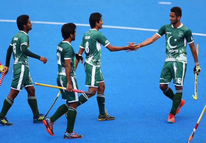 Pakistan Hockey Team- India TV