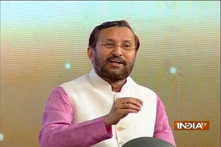 India TV कॉन्क्लेव में...- India TV