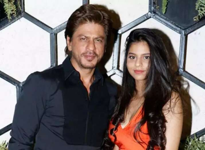 Suhana and Shahrukh- India TV Hindi