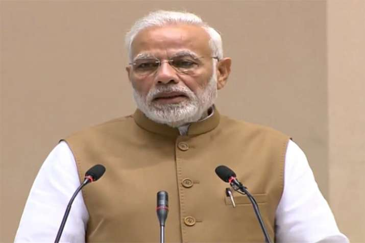PM modi speech in launch of MSME Support & Outreach Programme- India TV