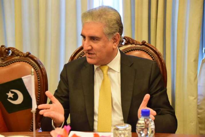 Imran Khan's 'googly' ensured presence of Indian ministers at Kartarpur corridor event, says Qureshi- India TV Hindi