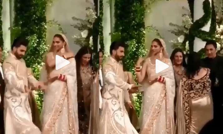 Deepika Padukone-Ranveer Singh Mumbai Reception- India TV