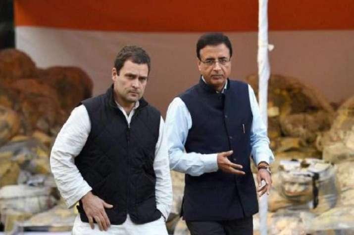 कांगेस ने कहा कि BJP...- India TV Hindi