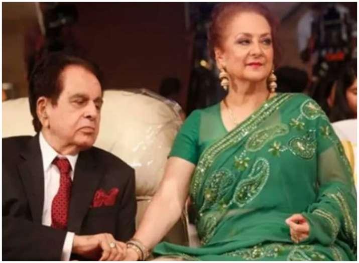 Dilip Kumar and saira bano- India TV Hindi