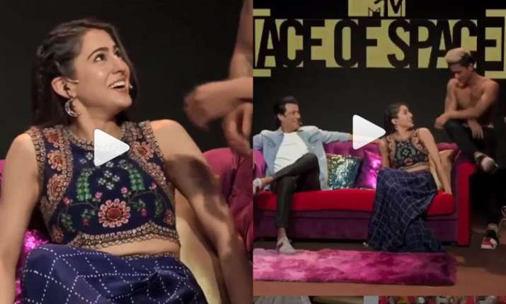 सारी अली खान- India TV