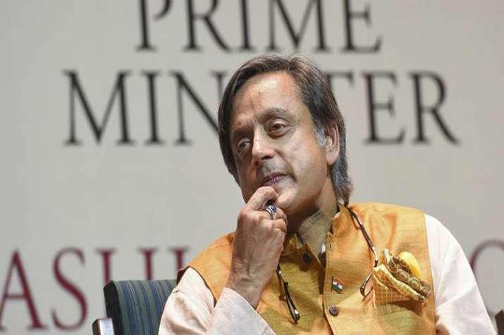 Shashi Tharoor- India TV