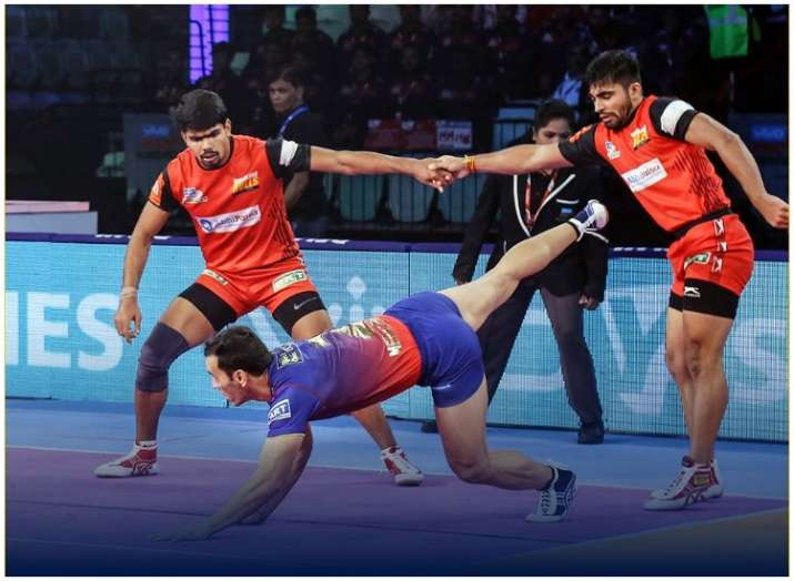 प्रो कबड्डी लीग: दबंग...- India TV Hindi
