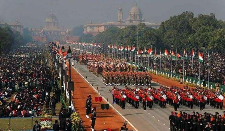 26th January Prade- India TV Hindi
