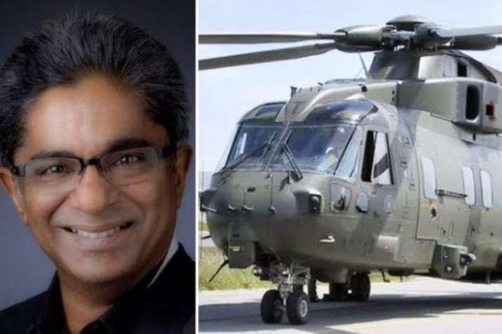 AgustaWestland case: ED takes custody of Rajeev Saxena and Deepak Talwar- India TV