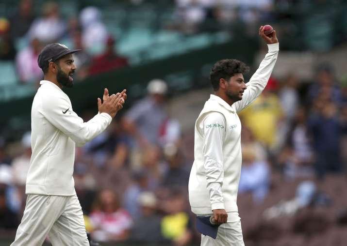ऑस्ट्रेलिया में पहले ही मैच में कुलदीप यादव ने लगा दीं रिकॉर्ड्स की झड़ियां- India TV