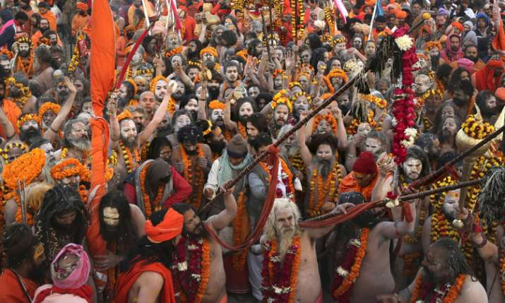 Kumbh mela 2019- India TV Hindi