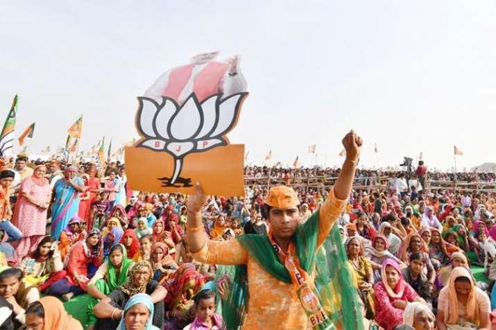 भाजपा ने 2014 के लोकसभा चुनावों में बुंदेलखंड की चारों सीटें जीती थीं   Facebook- India TV