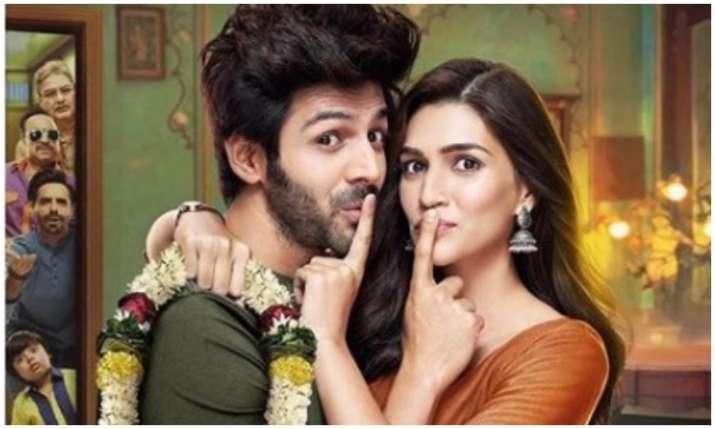 kartik aaryan and kriti sanon- India TV