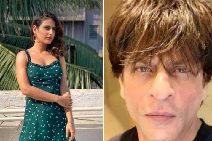 Fatima Sana Shaikh, Shah Rukh Khan- India TV