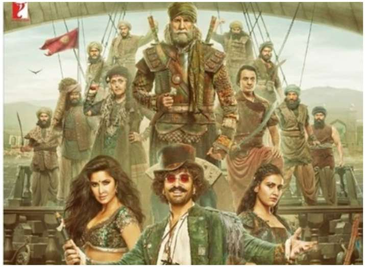 Thugs of Hindostan box office collection- India TV